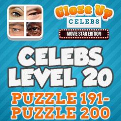 Close Up Celebs Answers Close Up Pics Answers Close Ups Cheats