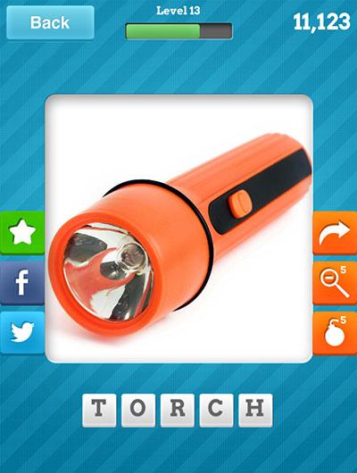 Torch Close Up Pics Answers Close Ups Cheats